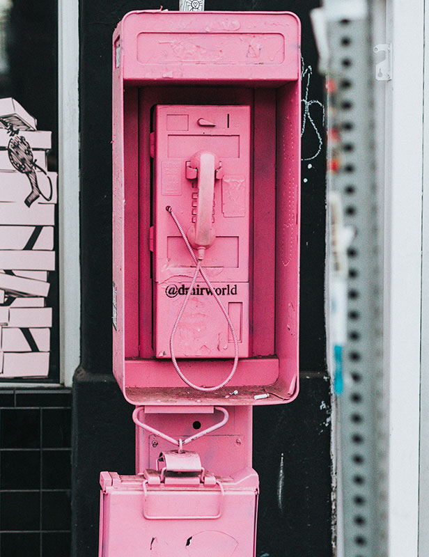 Vision-Mapping---Pink-Phone